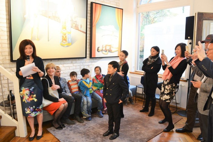 海上花画廊開幕酒會 | Neueröffnung der Galerie Shanghai