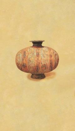 〈陶韵 3   Charm der Keramik 3, 2012〉 赵永梅 Yongmei ZHAO, 布面油画 Öl auf Leinwand, 100x60cm