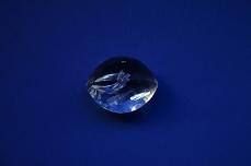 〈 暈之一|Der Hof I|Halation I 〉 歐軍佑 Jiun-You OU, 水晶 / Quartz / Crystal, 2019, 50 x 35 x 30 (mm)